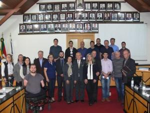 Governador Eusébio e vereadores