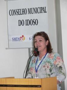 Secretária Denise Cardoso