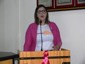 Kamila Cosmann, Presidente do Rotaract