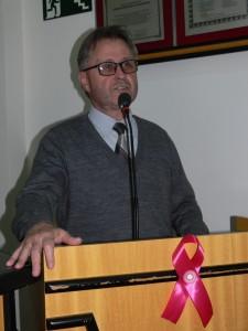 Pastor Jorge Sasso