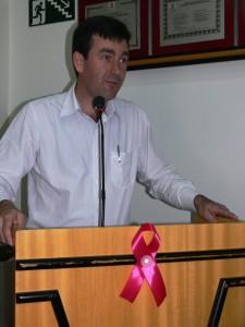 Pastor Natanael Knedel