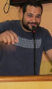 Vereador Santiaguense Dionathan Farias