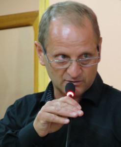 Vereador Assisense Dilamar Salbego falou em nome da Bancada do PDT