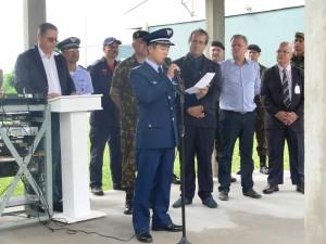 Vereador Décio Loureiro esteve representando o Parlamento Municipal
