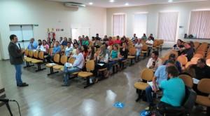 79 pessoas participaram do curso
