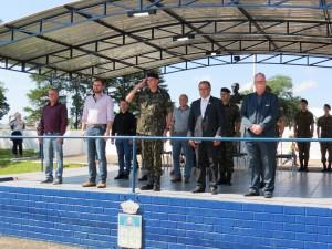 Vereador Décio Loureiro representou o Poder Legislativo na cerimônia