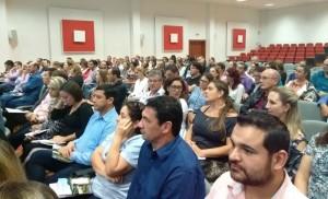 """Vereadores participaram dos debates sobre a """"Judicialização dos Serviços de Saúde"""""""