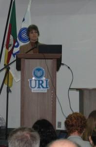 Cristina Engel - Presidente da Rede Cires do Espírito Santo