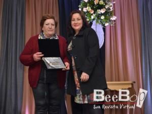 Jane Cavallari Fiorenza,Cidadã Santiaguense, indicação da vereadora Eva Maristane Rodrigues Muller;