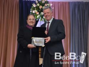 Maria Zoraide da Silva Medeiros,Cidadã Santiaguense, indicação do vereador Décio Cardinal Loureiro;