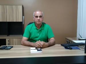 Ernandes Tadeu Machado -Presidente da Câmara de vereadores ,Gestão 2019