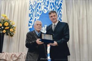 Agraciado com o Título de Cidadão Santiaguense pelo Vereador Davi Vernier